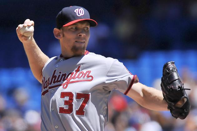 Why Reactivating Strasburg Now Would Be Far Bigger Risk Than Going 200 Innings