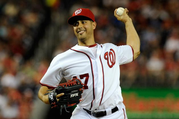 Gio Gonzalez Wins Warren Spahn Award in Tiebreaker over David Price