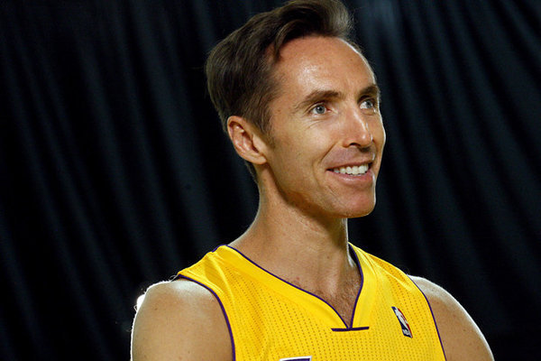 What Will Los Angeles Lakers Do If Steve Nash Gets Injured?