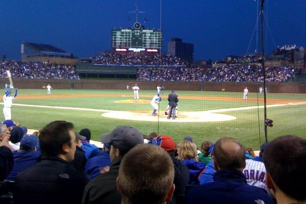 Cubs Get OK to Move Wall Behind Home Plate
