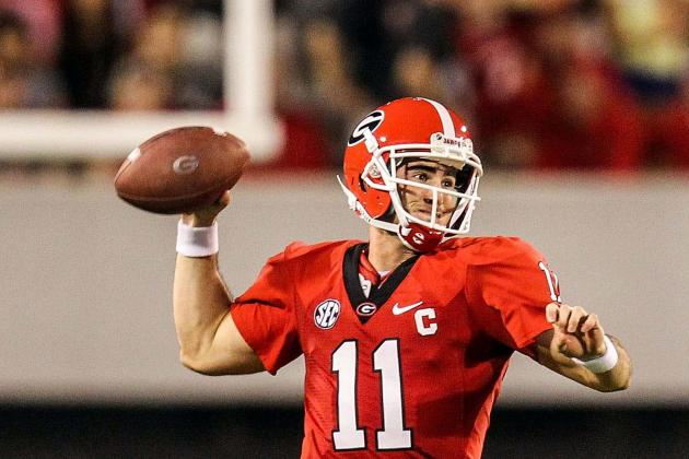 Georgia vs. South Carolina: Why Aaron Murray Will Have a Big Game on Saturday