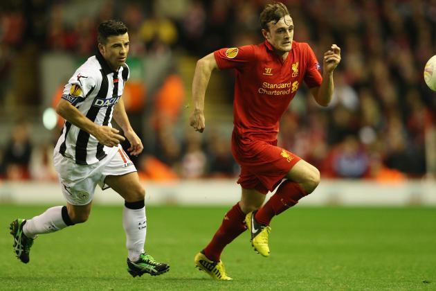 Liverpool 2-3 Udinese