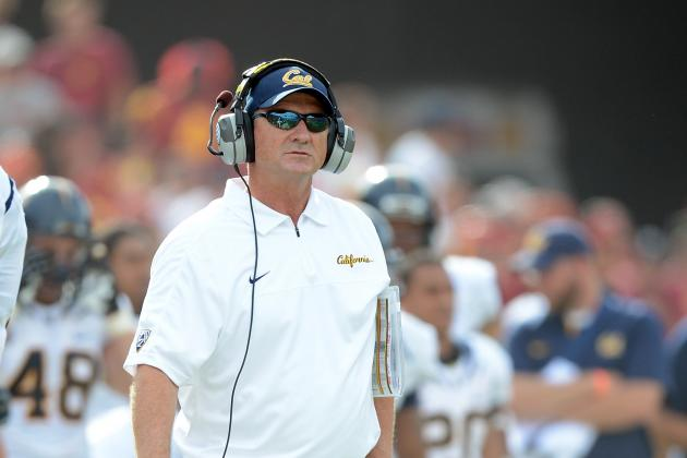 Jeff Tedford's Cal Future a Hot-Button Topic