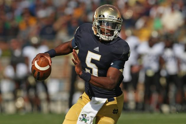 Notre Dame Football: Keys to an Irish Victory Against the Hurricanes