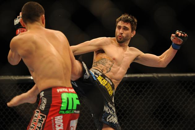 UFC 154: How Carlos Condit Can Defeat Georges St-Pierre
