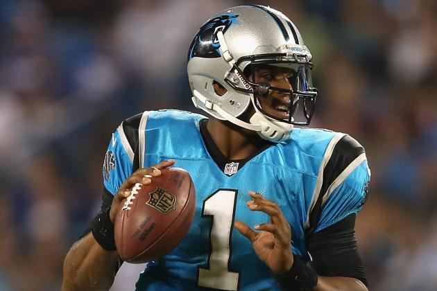 Cam Newton Says He Takes Panthers' Losses Seriously