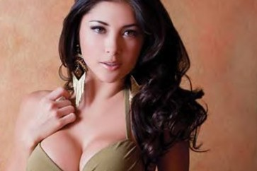 Arianny Celeste Ushers in New Magazine 'The Stndrd' with Sexy Swag