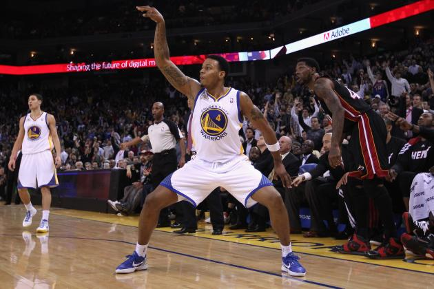 NBA Rumors: Starting Brandon Rush over Barnes Is Right Move for Warriors