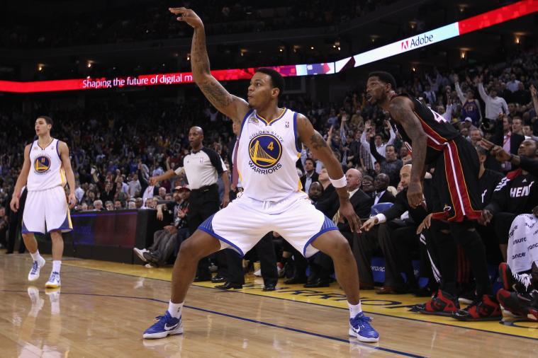 NBA Rumors: Starting Brandon Rush over Barnes Is Right Move for Warriors