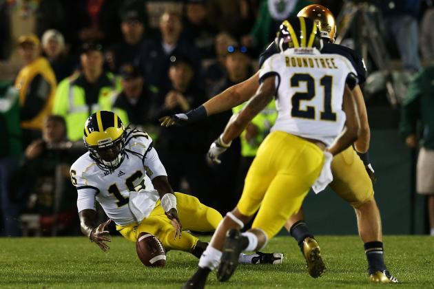 Michigan Football: Keys for a Critical Wolverines Victory vs. Purdue