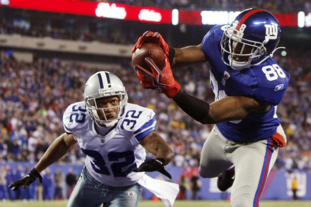 Hakeem Nicks: Trading Giants WR Is Huge Mistake by Fantasy Football Owners
