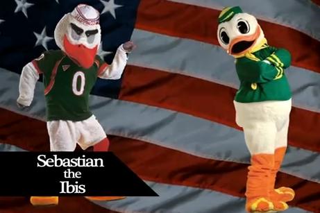 Oregon Duck and ASU Sun Devil Head into Round 2 of Heavyweight Attack Ads