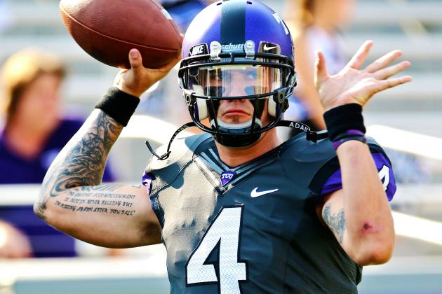 TCU Football: How Quarterback Casey Pachall's Arrest Impacts the Horned Frogs