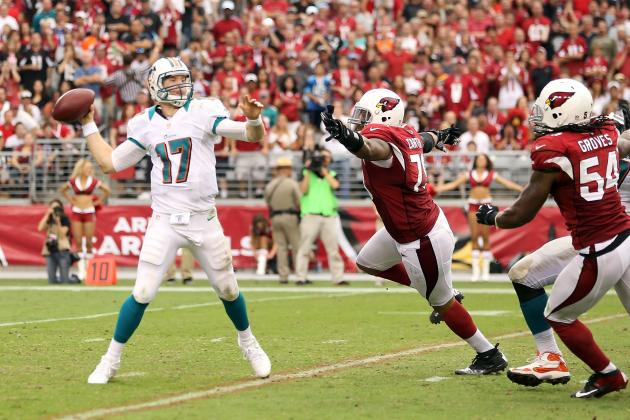 Miami Dolphins Notebook: Analyzing the Two Game-Changing Turnovers at Arizona