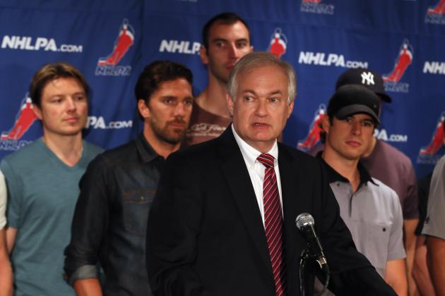 NHL Lockout: Why Game Cancellation Won't Get a Deal Done