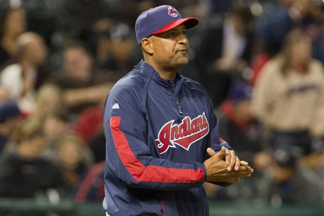 Indians: Alomar Jr. First to the Plate