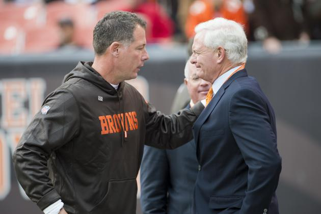 Cleveland Browns: Why Jimmy Haslam Needs to Completely Clean House
