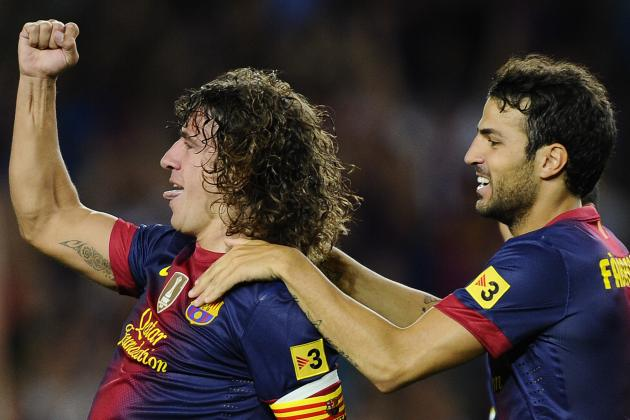 New Book Reveals Puyol Was Almost Deemed Surplus to Requirements at Barcelona