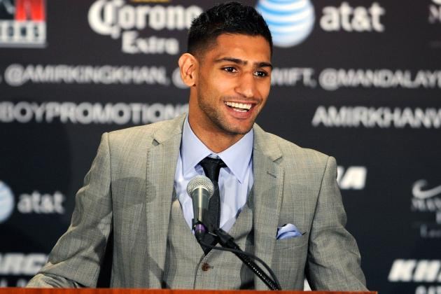 Khan: I'll Fight Brook If He Beats Tim Bradley