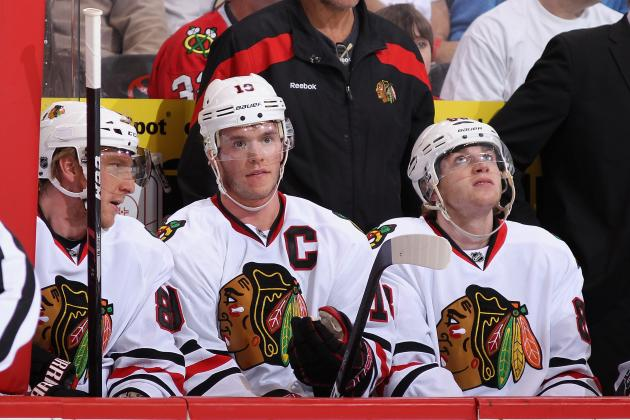NHL: Chicago Blackhawks Captain Jonathan Toews' Harsh Words for Gary Bettman