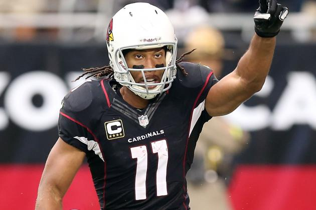 Larry Fitzgerald Sets Franchise Record
