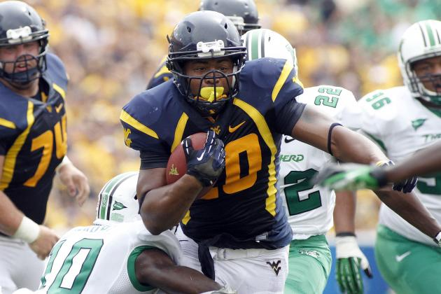 Starting RB Shawne Alston Won't Play vs. Texas