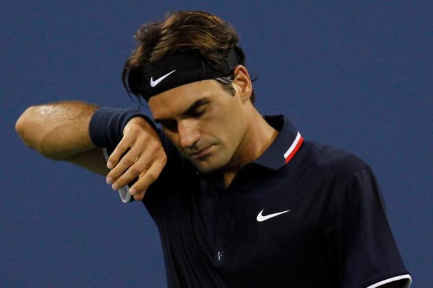 Report: Roger Federer Receives Death Threat in Shanghai