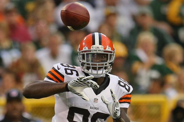 Browns Rookie Josh Gordon Says He's Ready to Start vs. New York Giants