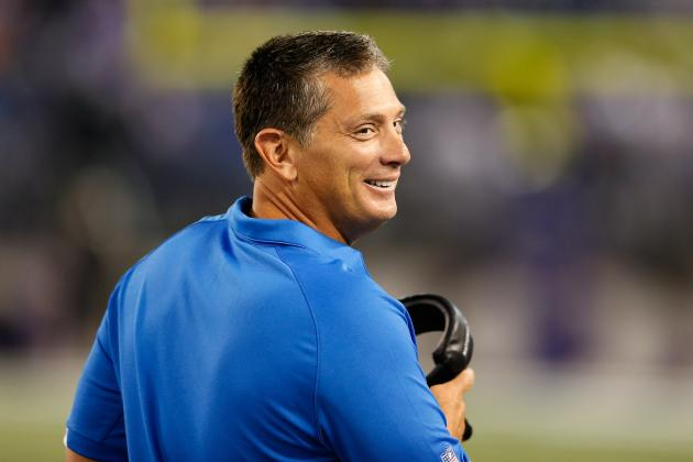 Jim Schwartz, Not Matt Stafford, Deserves All the Heat on Lions Hot Seat