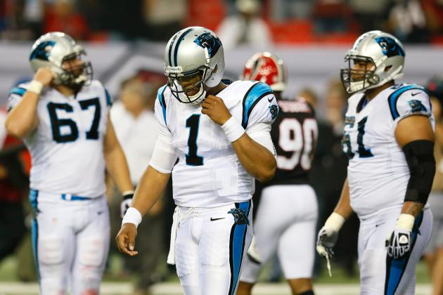 Cam Newton's Job Safe for Now, But How Can Panthers QB Ensure It Stays That Way?
