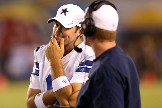 Romo vs Garrett: Who Deserves More Blame for the Cowboys Offensive Struggles