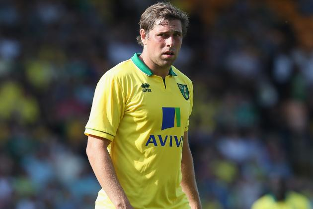 Norwich City Striker Grant Holt Has Taken a Swipe at Selection Process