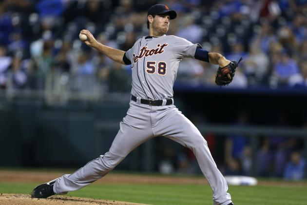 Detroit Tigers: Matchups of Doug Fister and Anibal Sanchez Vs.Oakland Athletics