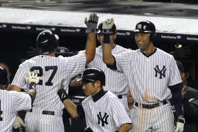 MLB Playoffs 2012: Best and Worst Matchups for Yankees and Nationals