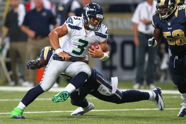 Seattle Seahawks vs. Carolina Panthers: Seattle Must Find Offensive Balance