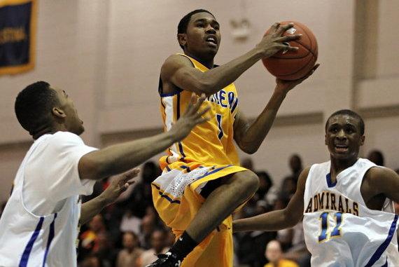 College Basketball Recruiting: Point Guard Jaylon Tate Picks the Fighting Illini