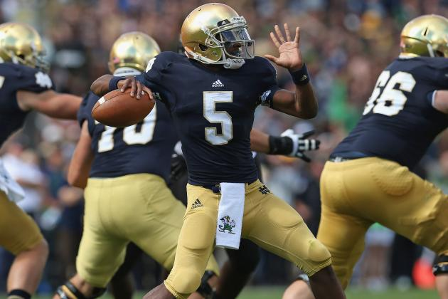 Notre Dame Football: Keys to Victory vs. Miami Hurricanes
