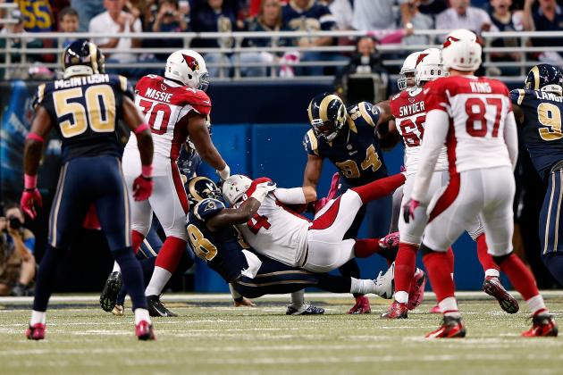 Arizona Cardinals vs. St. Louis Rams: Live Score, Video and Analysis
