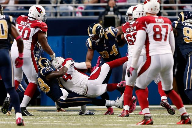 Arizona Cardinals: Why They Are the Worst 4-1 Team in NFL History