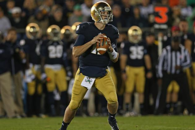 Notre Dame Football: Will We See Tommy Rees Against Miami?