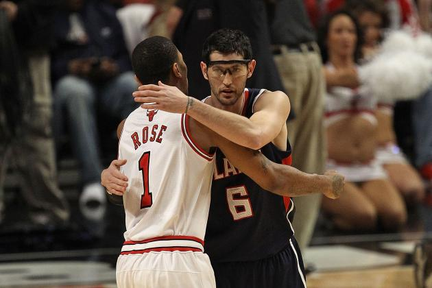 Tom Thibodeau: Derrick Rose's Recruiting of Kirk Hinrich Is a Sign of Maturity
