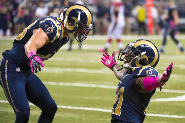 Cardinals vs. Rams: Score, Twitter Reaction, Grades and More