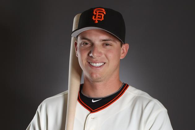 2012 San Francisco Giants: Top 10 Prospects (End of the Season Edition)
