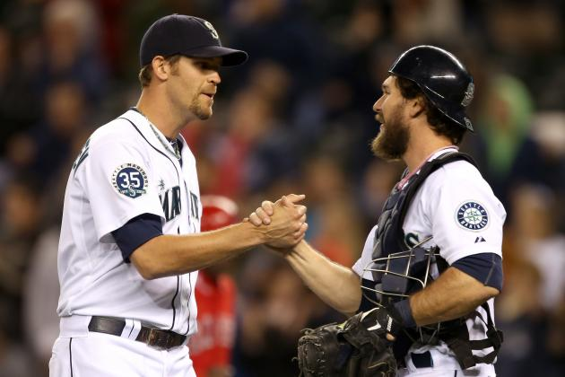 Seattle Mariners: Tough Divisional Foes Will Remain in 2013
