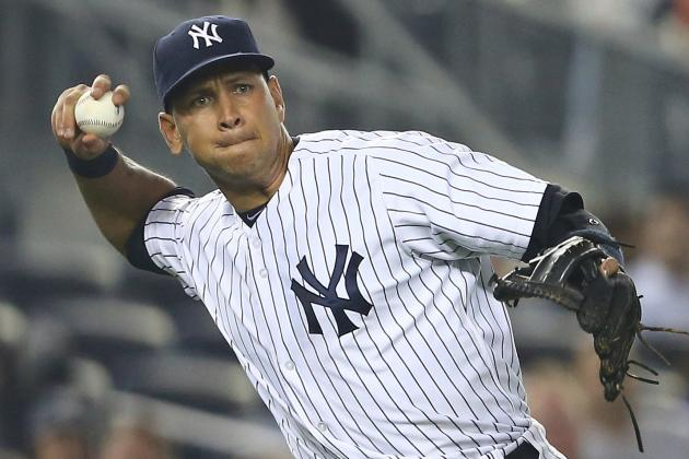 A-Rod: 'I'll Be Fine in the Playoffs'