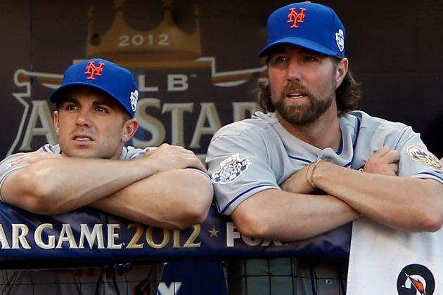 Signing Dickey, Wright Top Goal for Mets in 2013