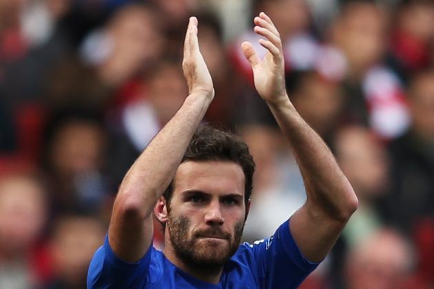 Premier League Scouting Report: Chelsea's Juan Mata