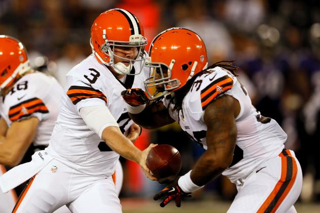 The Cleveland Browns Will Defeat the Giants and Other Week 5 NFL Lines