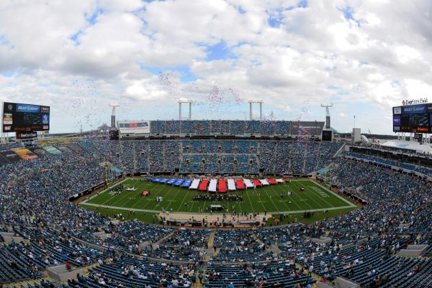 Tarp Coming off in Jacksonville and Other AFC South Must-Reads