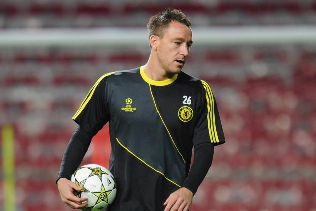 FA Written Report Brands John Terry a Liar and Undermines Ashley Cole Statement